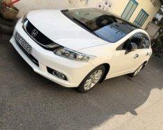 Cần bán Honda Civic sản xuất năm 2015, màu trắng, giá 635tr giá 635 triệu tại Tp.HCM