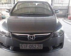 Cần bán Honda Civic 1.8 AT 2010, màu xám còn mới  giá 385 triệu tại Tp.HCM