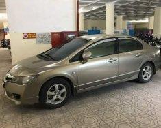 Bán Honda Civic đời 2009, màu vàng cát, giá tốt giá 410 triệu tại Hà Nội