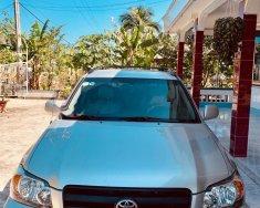 Cần bán xe Toyota Highlander đời 2005, màu bạc, nhập khẩu nguyên chiếc chính chủ giá 500 triệu tại Vĩnh Long