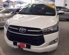 Bán xe Toyota Innova E số sàn, sản xuất 2017, màu trắng, máy xăng giá 735 triệu tại Tp.HCM