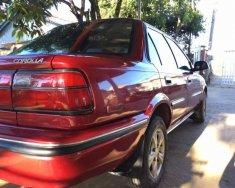 Cần bán gấp Toyota Corolla 1991, màu đỏ, xe gia đình, 105tr  giá 105 triệu tại Lâm Đồng