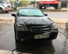 Bán ô tô Daewoo Lacetti EX sản xuất năm 2009, màu đen, xe cực đẹp  giá 195 triệu tại Quảng Bình