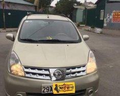 Cần bán Nissan Grand livina năm 2011, màu vàng, chính chủ giá 345 triệu tại Hà Nội