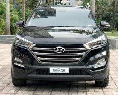 Bán xe Hyundai Tucson 2.0 AT CRDi năm 2018 - máy dầu / màu đen giá 965 triệu tại Hà Nội