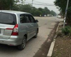 Cần bán lại xe Toyota Innova năm sản xuất 2016, màu bạc giá Giá thỏa thuận tại Hà Nội