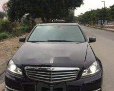 Cần bán gấp Mercedes C 250 đời 2012, màu đen, giá chỉ 755 triệu giá 755 triệu tại Hà Nội