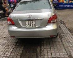 Cần bán lại xe Toyota Vios năm 2008, màu bạc, 320 triệu giá 320 triệu tại Tp.HCM