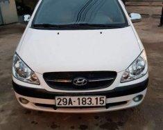 Cần bán Hyundai Getz 2010, màu trắng, nhập khẩu   giá 215 triệu tại Hà Nội
