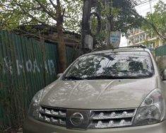 Cần bán xe Nissan Grand livina 1.8AT 2010, màu vàng xe gia đình giá cạnh tranh giá 358 triệu tại Hà Nội