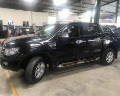 Bán Ford Ranger đời 2012, màu đen, nhập khẩu nguyên chiếc số sàn giá 459 triệu tại Lâm Đồng