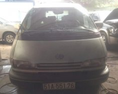 Bán xe Toyota Previa 1991, màu bạc, nhập khẩu nguyên chiếc giá Giá thỏa thuận tại Tp.HCM