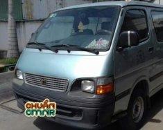 Cần bán xe Toyota Hiace sản xuất năm 2001, xe nhập giá 86 triệu tại Tp.HCM