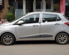 Bán ô tô Hyundai Grand i10 đời 2014, màu bạc, xe nhập số tự động giá cạnh tranh giá 370 triệu tại Hà Nội