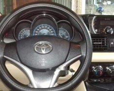 Cần bán xe Toyota Vios MT đời 2015, màu bạc, xe đẹp giá 435 triệu tại Tuyên Quang