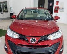 Bán xe Toyota Vios E năm 2019, màu đỏ, 569 triệu giá 569 triệu tại Tp.HCM