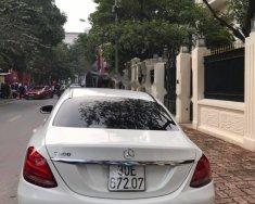 Bán Mercedes C200 năm 2016, màu trắng giá 1 tỷ 220 tr tại Hà Nội