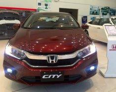 Bán Honda City 1.5 CVT (G) 2019, màu đỏ, xe mới 100%, chính hãng giá 559 triệu tại Tp.HCM