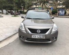 Cần bán gấp Nissan Sunny sản xuất năm 2014, màu xám số tự động giá 385 triệu tại Hà Nội