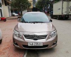 Bán Toyota Corolla altis 1.8G AT 2009, màu vàng như mới, giá tốt giá 460 triệu tại Quảng Ninh