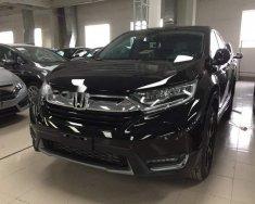 Bán ô tô Honda CR V năm sản xuất 2019, màu đen, xe nhập giá 1 tỷ 93 tr tại Tp.HCM