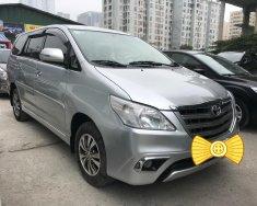 Cần bán xe Toyota Innova đời 2015 form 2016 màu bạc, 595 triệu giá 595 triệu tại Hà Nội
