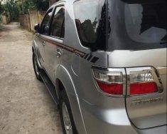 Bán xe Toyota Fortuner sản xuất 2010, màu bạc giá 480 triệu tại Lạng Sơn