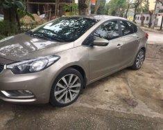 Cần bán Kia K3 năm sản xuất 2015, màu vàng, giá 450tr giá 450 triệu tại Nghệ An