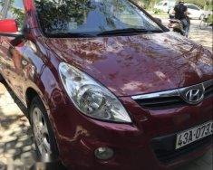 Bán xe Hyundai i20 2010, màu đỏ, nhập khẩu, giá chỉ 335 triệu giá 335 triệu tại Đà Nẵng