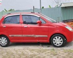 Cần bán lại xe Chevrolet Spark AT 2011, màu đỏ chính chủ giá cạnh tranh giá 139 triệu tại Hà Nội