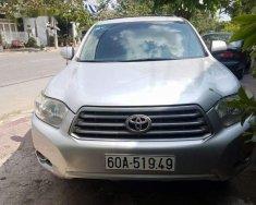 Cần bán gấp Toyota Highlander Limited 3.5 đời 2007, màu bạc, xe nhập xe gia đình, giá chỉ 680 triệu giá 680 triệu tại Đồng Tháp