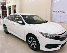 Cần bán Honda Civic năm sản xuất 2018, màu trắng, nhập khẩu nguyên chiếc giá cạnh tranh giá 763 triệu tại Long An