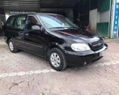 Bán xe Kia Carnival GS đời 2006, màu đen, nhập khẩu nguyên chiếc, giá tốt giá 200 triệu tại Quảng Ngãi