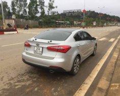 Bán Kia K3 1.6AT sản xuất năm 2015, màu bạc chính chủ giá 520 triệu tại Hà Nội