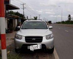 Cần bán xe Hyundai Santa Fe năm sản xuất 2007, màu bạc, xe nhập số tự động, giá 450tr giá 450 triệu tại Tp.HCM