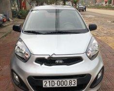 Cần bán lại xe Kia Morning Van 1.0 AT đời 2012, màu bạc, nhập khẩu nguyên chiếc chính chủ giá cạnh tranh giá 255 triệu tại Yên Bái