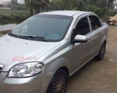 Cần bán gấp Daewoo Gentra đời 2010, màu bạc xe gia đình giá 180 triệu tại Thanh Hóa