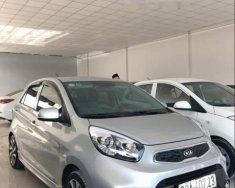 Cần bán lại xe Kia Morning Si sản xuất năm 2017, màu bạc đẹp như mới giá 319 triệu tại Đồng Nai