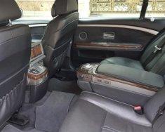 Cần bán BMW 7 Series 750  4.8 AT sản xuất 2006, màu đen, xe nhập giá 565 triệu tại Hà Nội