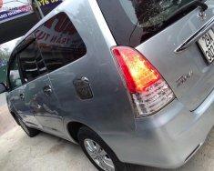 Cần bán Toyota Innova G năm 2011, màu bạc giá 430 triệu tại Hà Nội