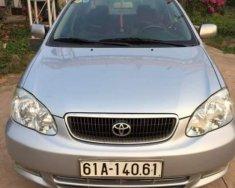 Bán ô tô Toyota Corolla altis 1.8 năm 2002, màu bạc chính chủ, giá 286tr giá 286 triệu tại Bình Dương