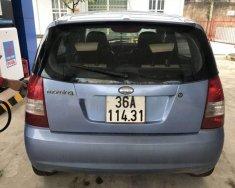 Bán ô tô Kia Morning đời 2007, nhập khẩu, không đâm đụng giá 135 triệu tại Hà Nam