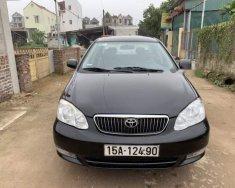 Bán Toyota Corolla Altis đời 2003, màu đen, giá 225tr giá 225 triệu tại Hà Nội
