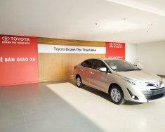 Bán Toyota Vios 2019, đủ màu, giao xe ngay. Tặng tiền mặt, bảo hiểm thân vỏ, phụ kiện chính hãng. LH: 0972087361 giá 531 triệu tại Thanh Hóa