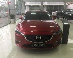 Bán Mazda 6 2.0L Premium 2018, màu đỏ giá 899 triệu tại Hà Nội