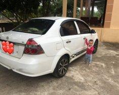 Bán ô tô Daewoo Gentra đời 2009, màu trắng, xe nhập xe gia đình, giá tốt giá 185 triệu tại Quảng Bình