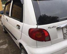 Cần bán lại xe Daewoo Matiz 2008, màu trắng xe gia đình, giá chỉ 750 triệu giá 750 triệu tại Ninh Bình