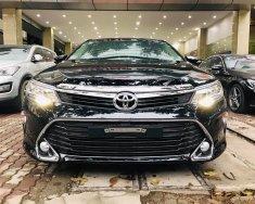 Bán Toyota Camry 2.0E 2018, màu đen siêu lướt giá 1 tỷ 20 tr tại Hà Nội