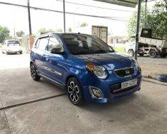 Bán xe Kia Morning SLX năm sản xuất 2009, màu xanh lam, xe nhập giá Giá thỏa thuận tại Đồng Nai
