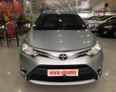 Bán ô tô Toyota Vios 2015, màu bạc, số sàn, giá chỉ 465 triệu giá 465 triệu tại Phú Thọ
